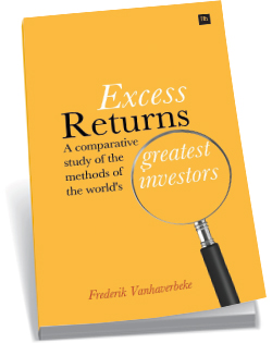 Excess returns