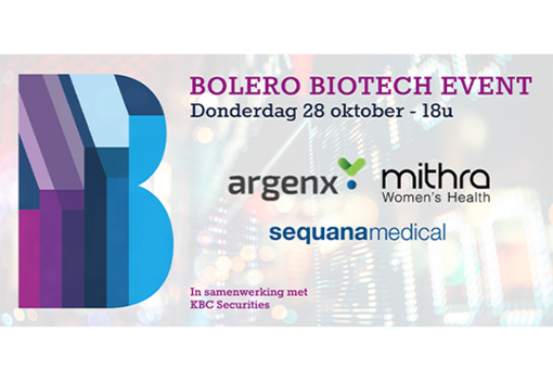 Bolero Biotech Event - 28/10